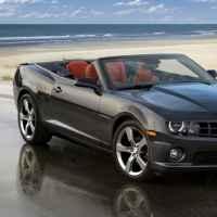 Chevrolet Camaro Convertible 2011: Mui trần 'cơ bắp'