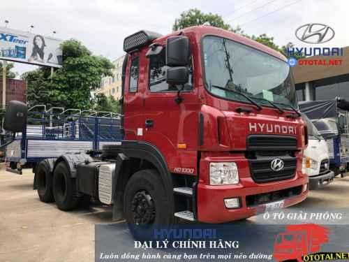 Xe Đầu Kéo Hyundai HD1000 Máy 410PS