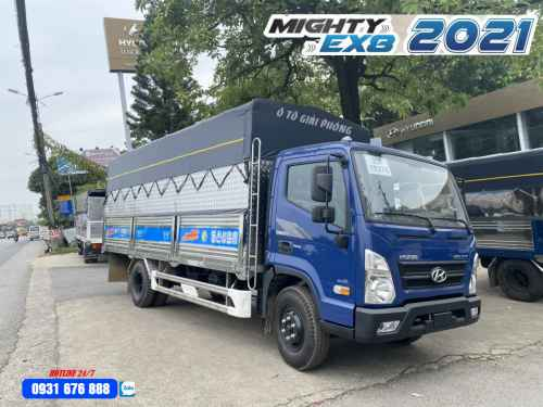 HYUNDAI MIGHTY EX8L 2021