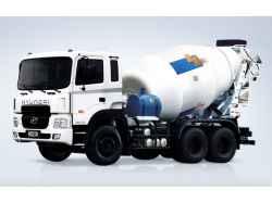 Xe trộn bê tông Hyundai HD270