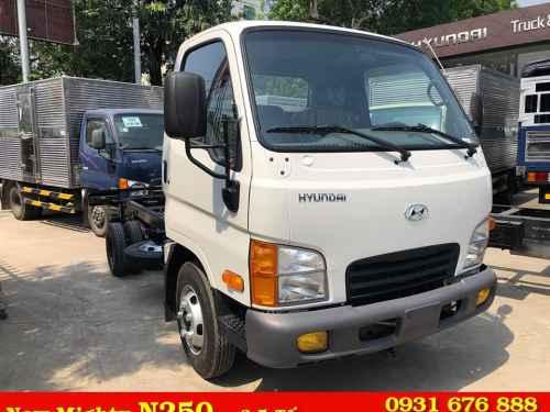 Xe Tải 2,5 Hyundai N250 Thùng Lửng