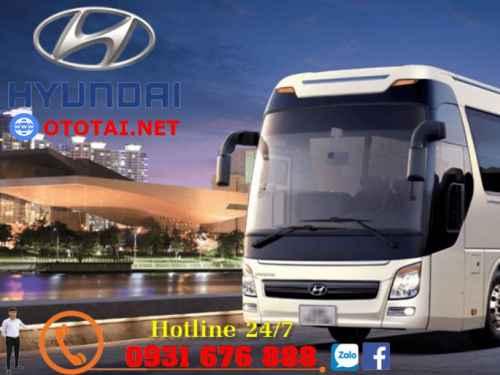 Xe Khách Hyundai 47 Chỗ Universe Máy 410PS