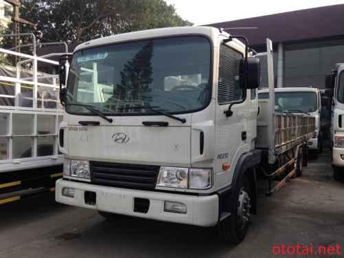 Xe Tải 3 Chân Hyundai HD210 13,5 Tấn