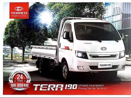 xe tải tera190 thùng lửng