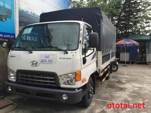 Xe tải HYUNDAI HD88 5.5 tấn