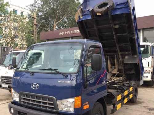 Xe tải ben 6 Tấn 5 Khối Hyundai HD99 D60 Đô Thành