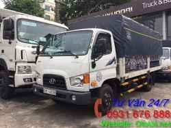 Xe tải HYUNDAI HD99 6.5 tấn