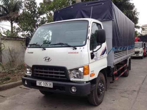 Xe tải 8 tấn HYUNDAI HD800 thùng bạt