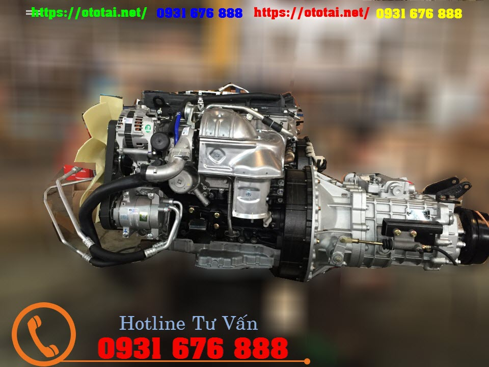 động cơ xe tải nissan ns350 3-t-5