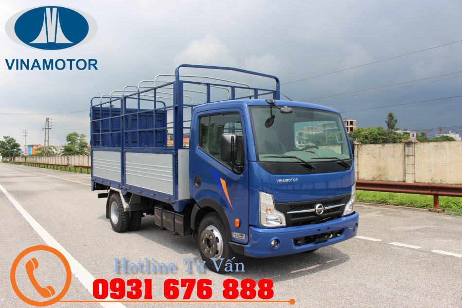 xe tải đồng vàng cabstar 3.5 tấn NS350