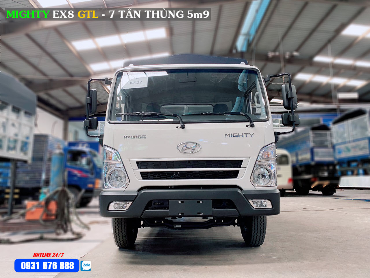 HYUDNAI EX8 GTL