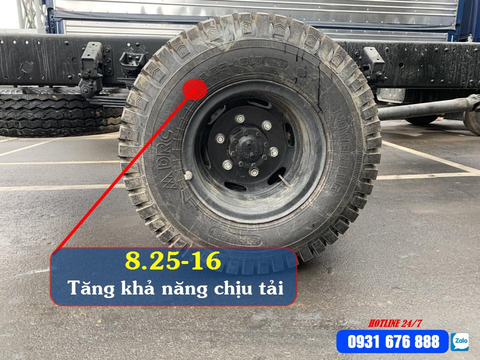 lốp xe tải hyundai mighty ex8