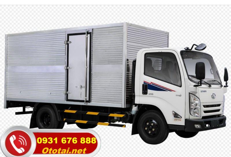 xe tải iz65 đô thành thùng kin