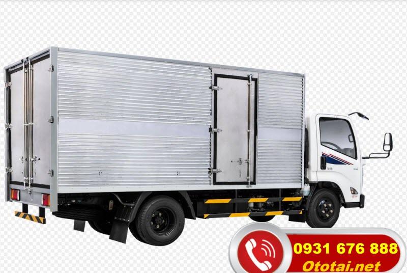 thùng xe tải đô thành iz65