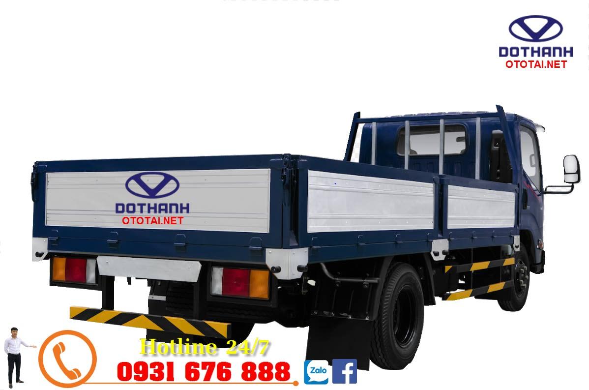 xe tải đô thành iz75s thùng lửng