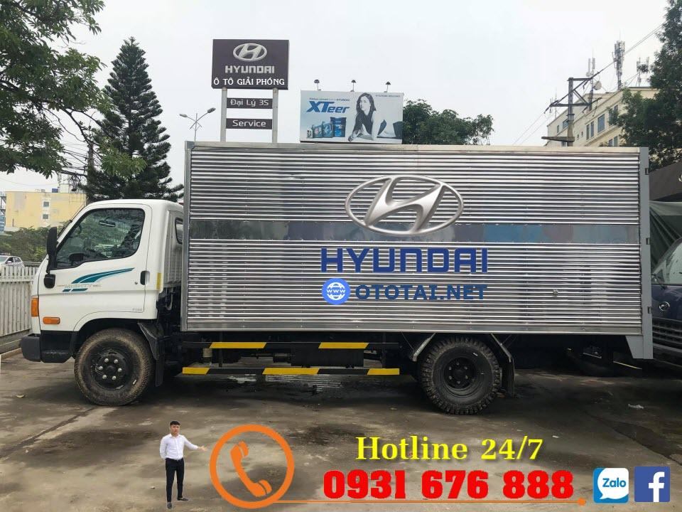 xe tải hyundai mighty 110s thành công
