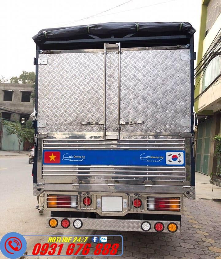 xe tải 8 tấn hd800