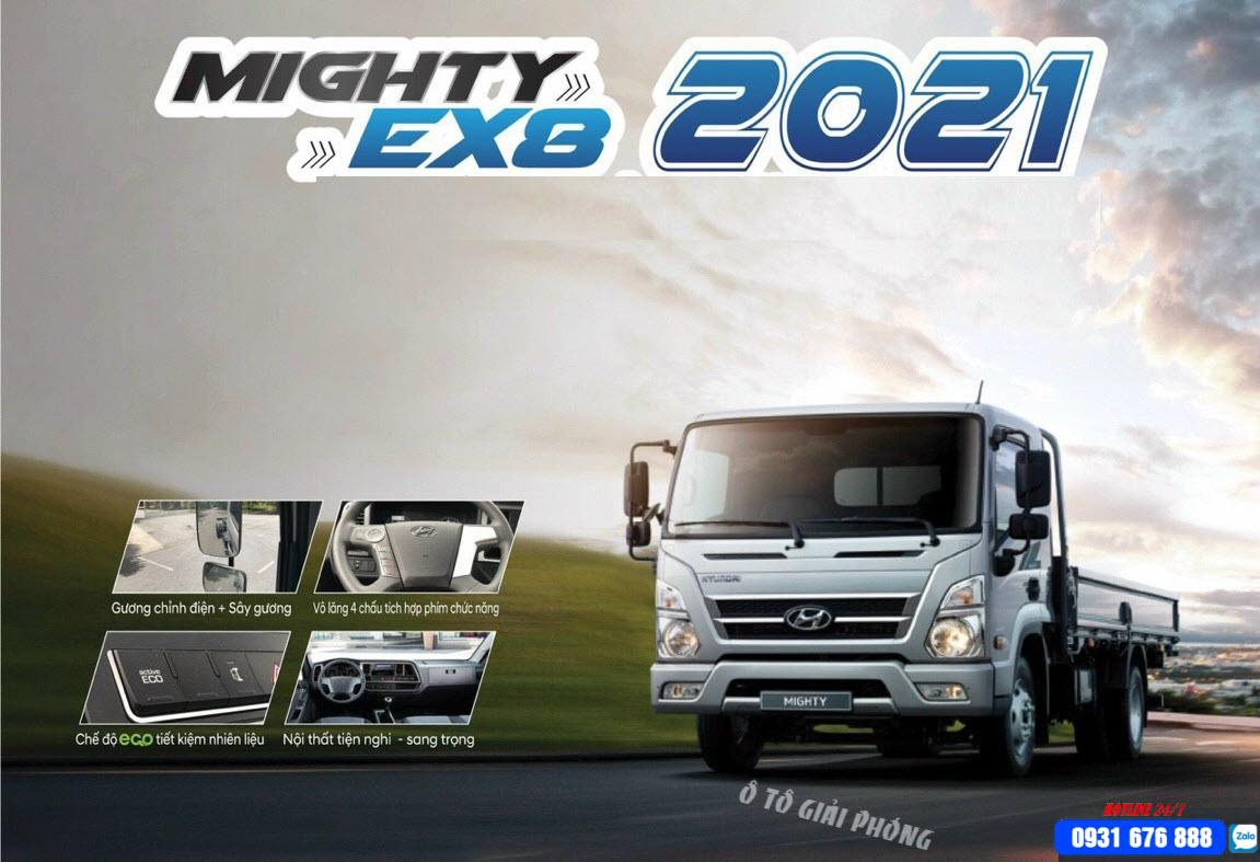 hyundai ex8L phiên bản 2021