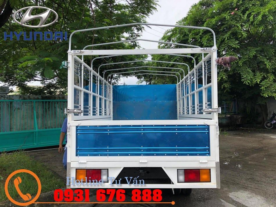 thùng xe tải mighty n250 thành công