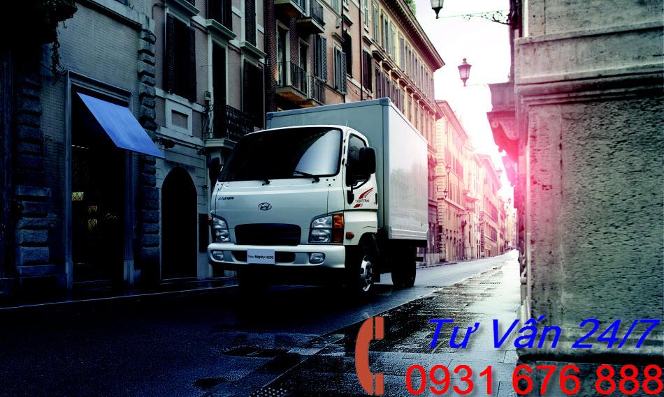 xe tải hyundai n250 thành công