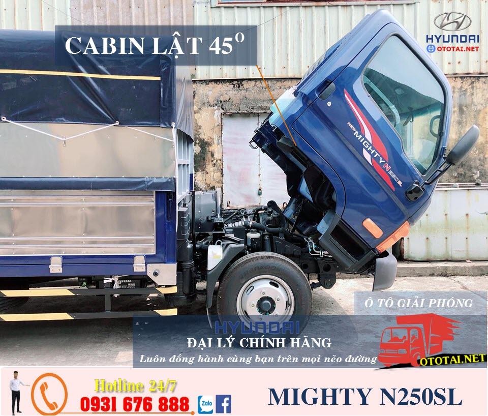 new mighty n250sl