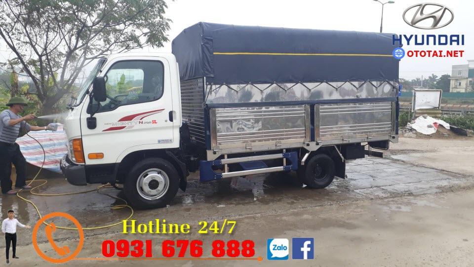 xe tải hyundai n250sl thành công