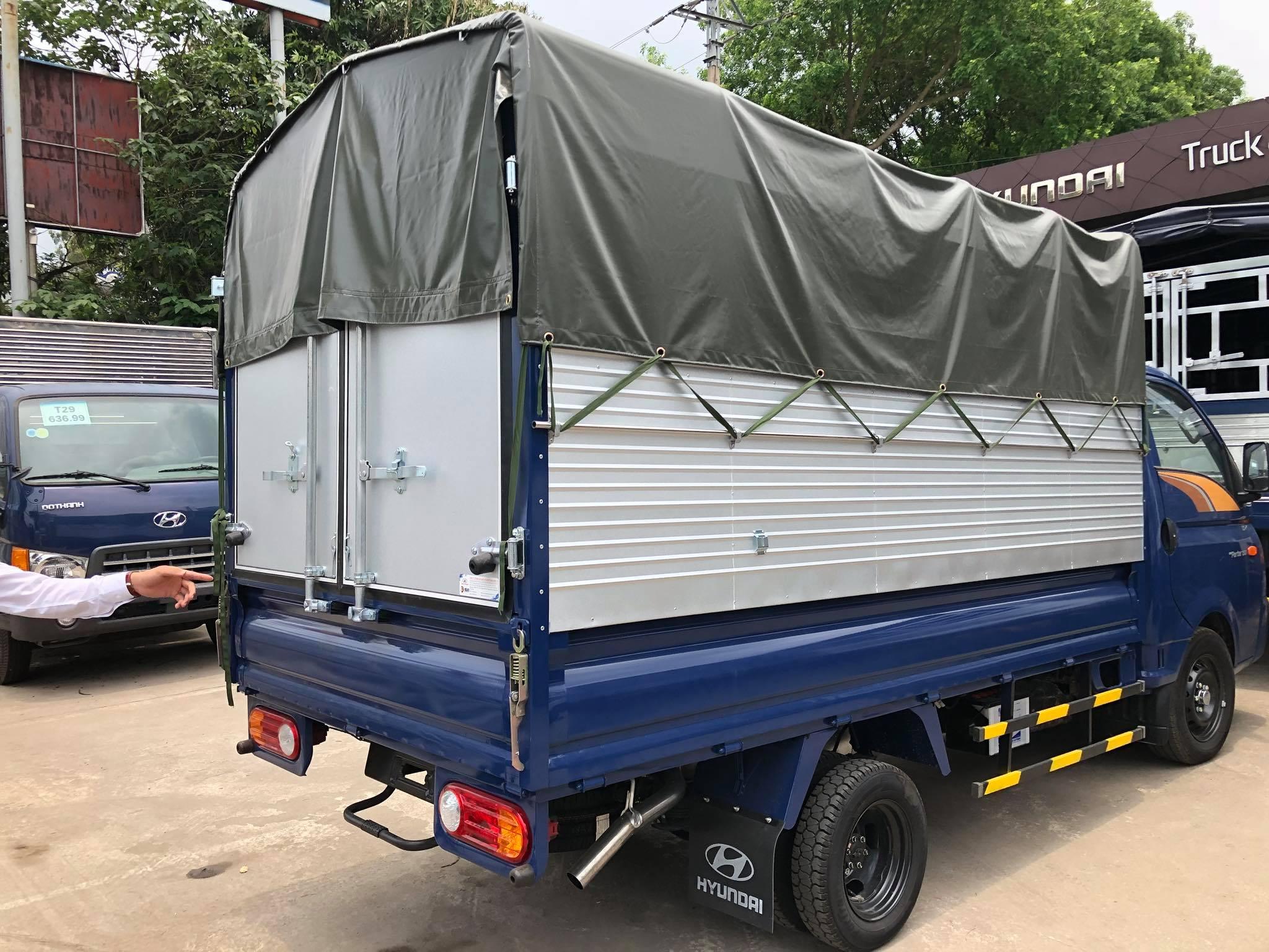 xe tải h150 thành công