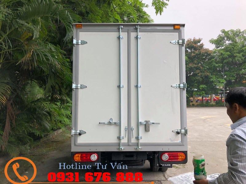 thùng xe tải hyundai h150 đông lạnh