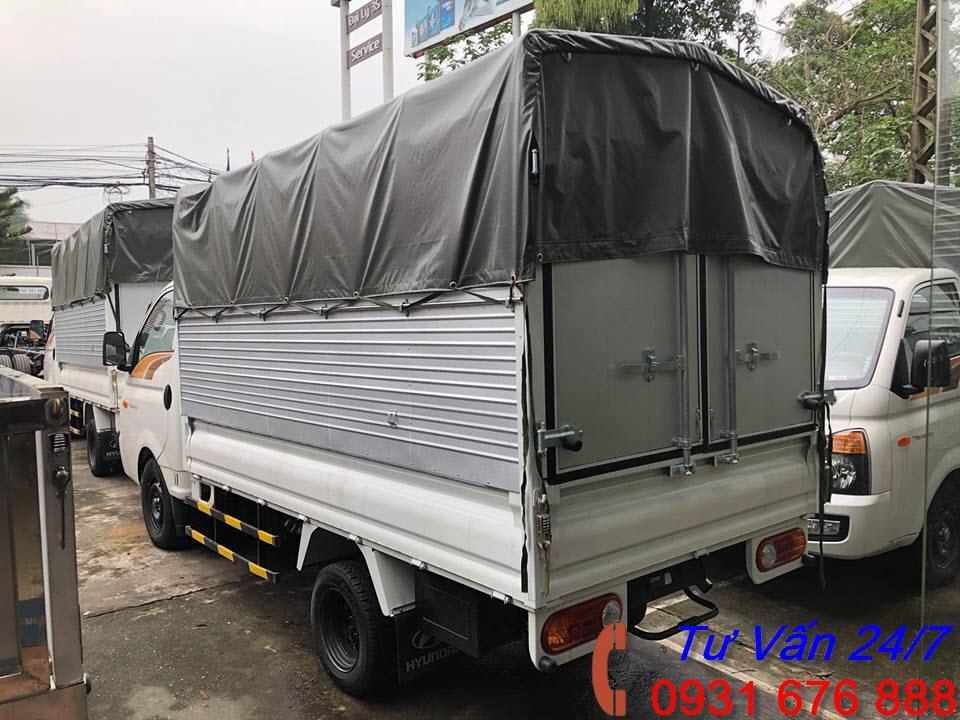 xe tải porter 150 thùng bạt