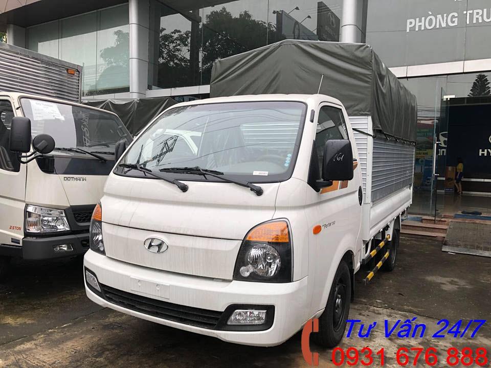 xe tải hyundai h150 thành công