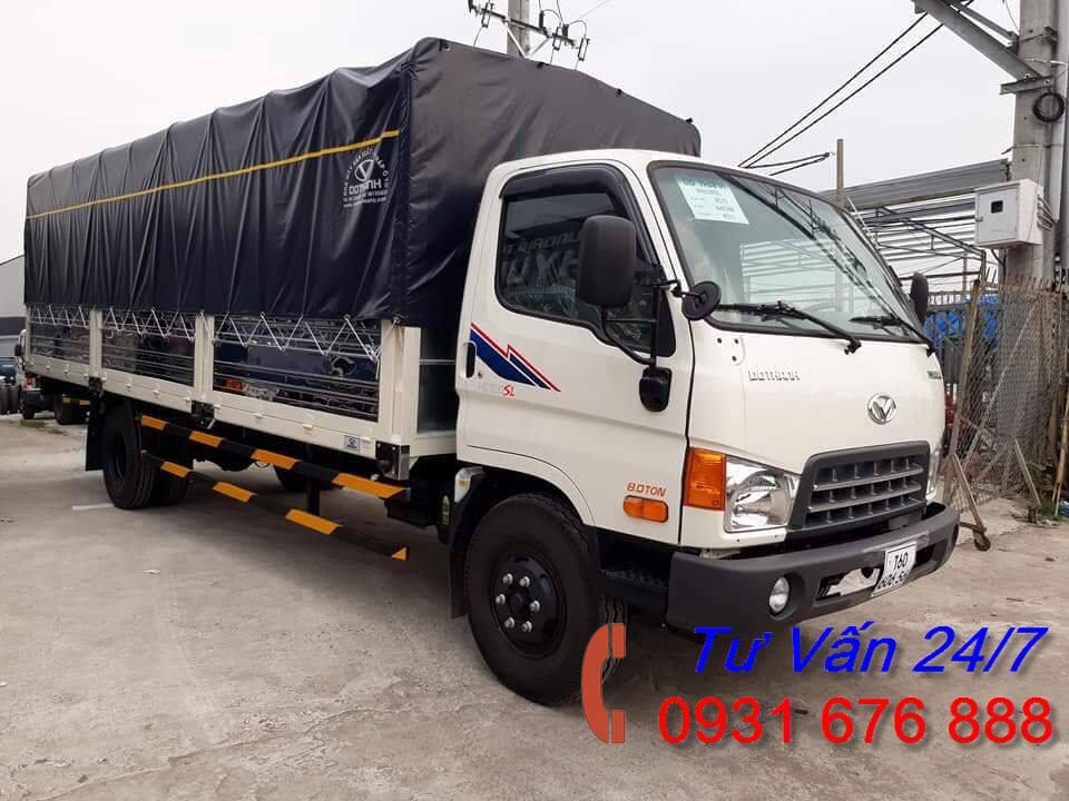 địa chỉ bán xe tải hyundai hd120sl tại hà nội