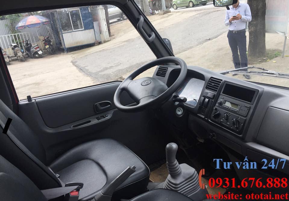 nội thất xe tải iz49