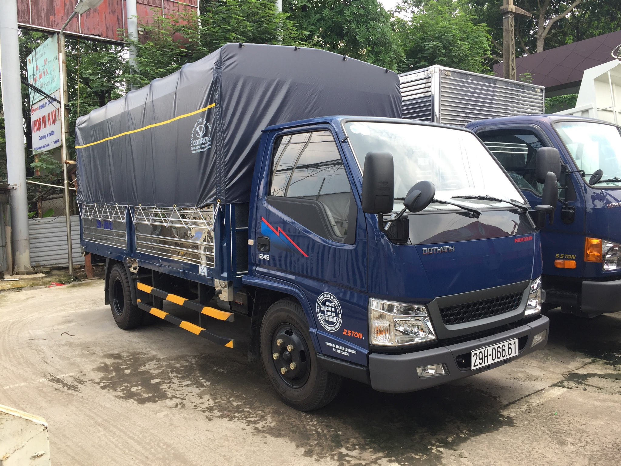 xe tải đô thành iz49
