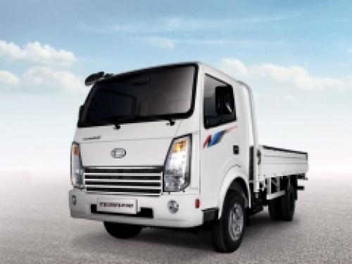 xe tải 2,3 tấn tera 230 thùng lửng