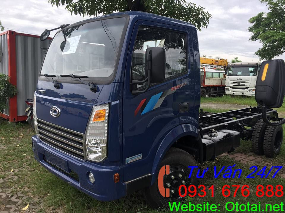 xe tải 2 tấn 3 tera 230