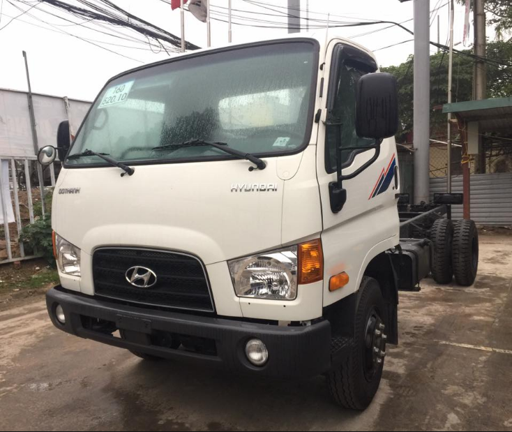 xe nâng tải 8,5 tấn hyundai hd120s đô thành