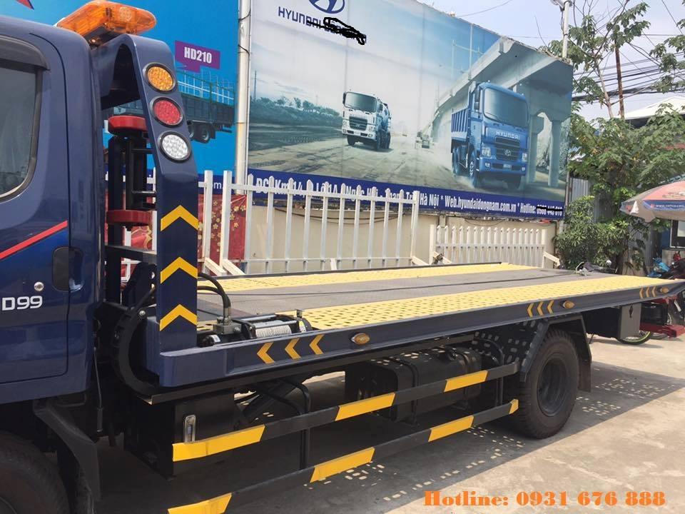 xe tải cứu hộ sàn trượt hyundai hd120s 8.5 tấn