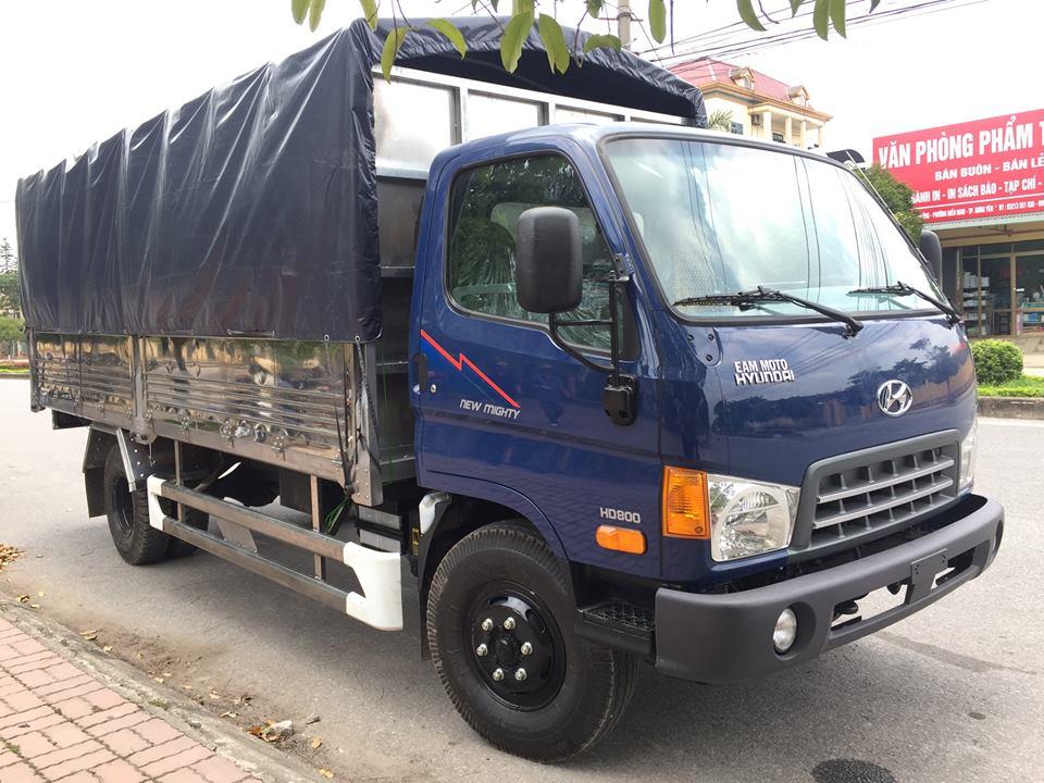 xe nâng tải 8 tấn Veam hd800