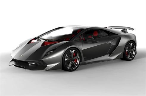 Siêu xe Sesto Elemento giá 2 triệu euro