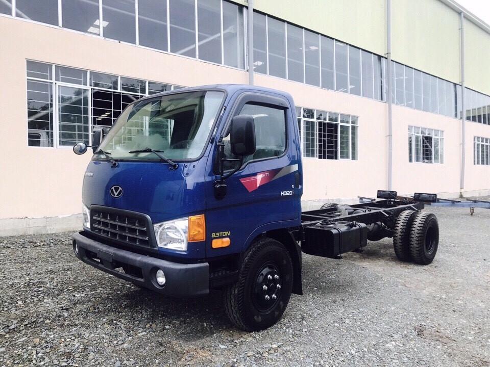 xe tải 8.5 tấn Hyundai hd120sl thùng 6m2